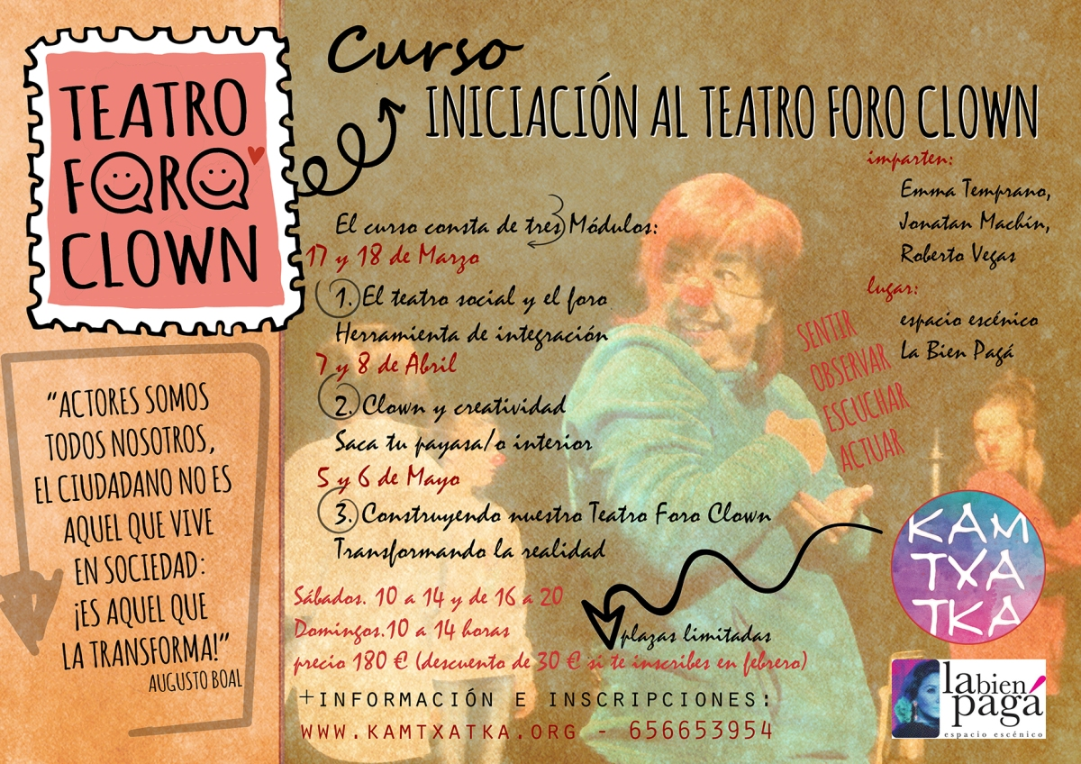 teatro foro clown curso 2018web