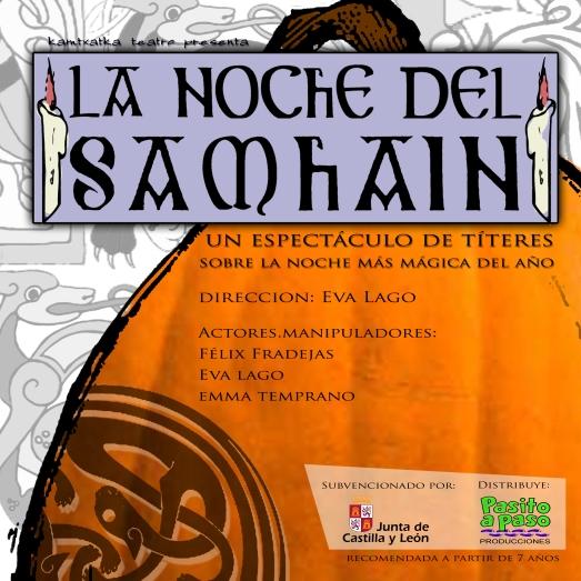 cartel samhain cuadrado