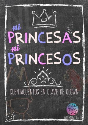 ni princesas ni princesos